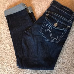 Rock & Republic Kendall skinny cropped jeans 2